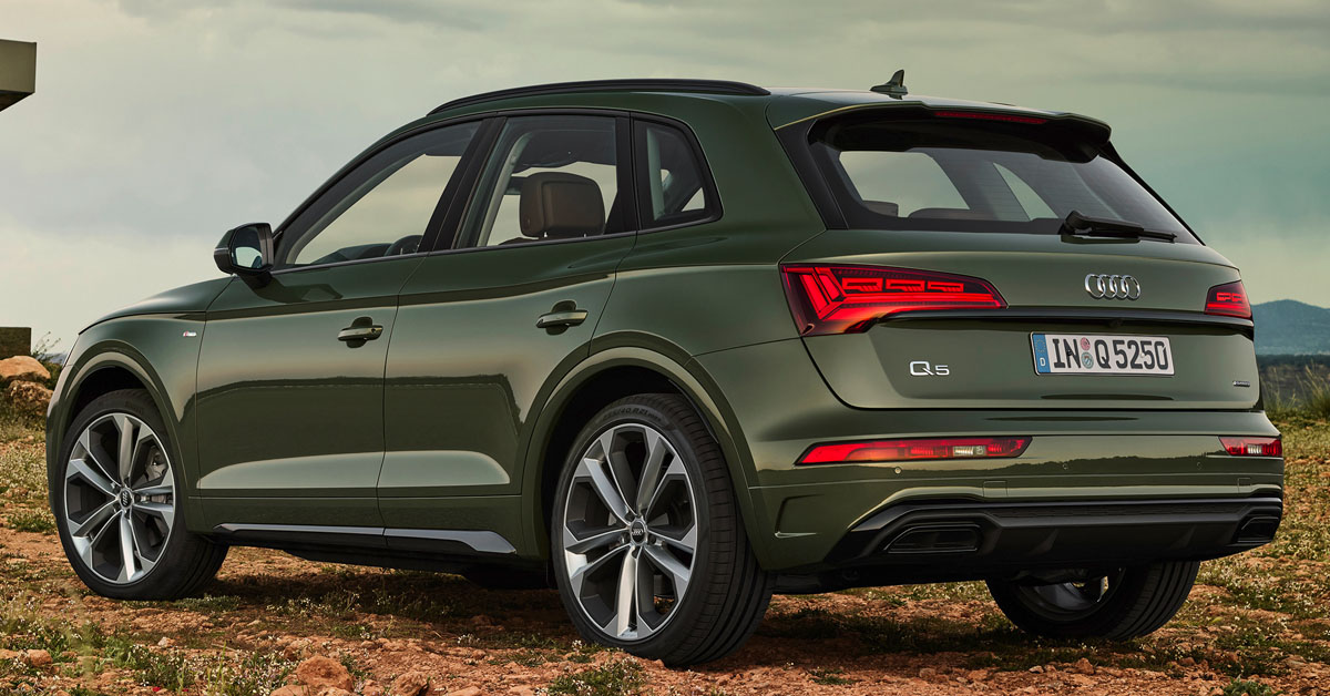 2020 Audi Q5 Revealed: Spec, Price & Release Date | Stable ...
