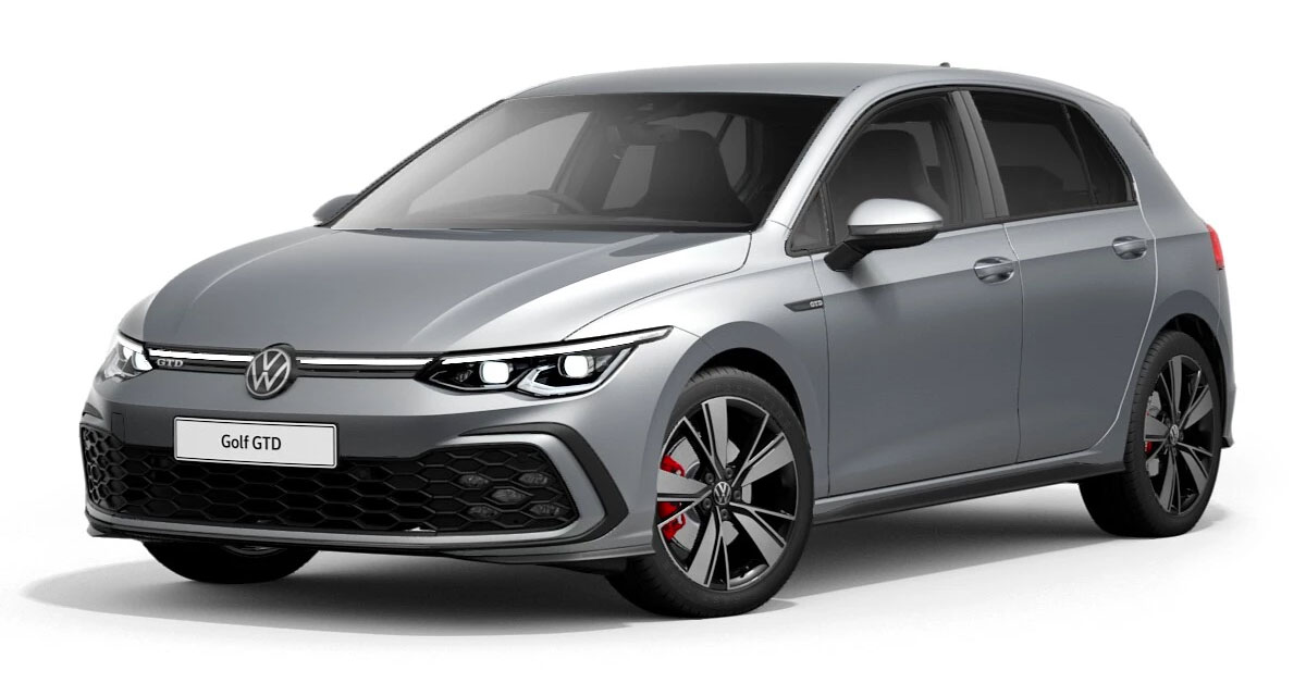 2020 Volkswagen Golf Gtd Mk8 Colours Guide And Prices Stable Vehicle Contracts