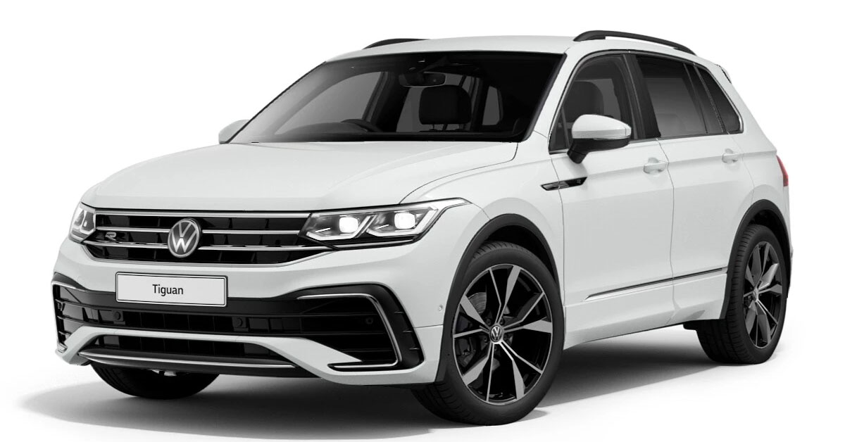 2020 Volkswagen Tiguan Colours & Prices Guide | Stable ...