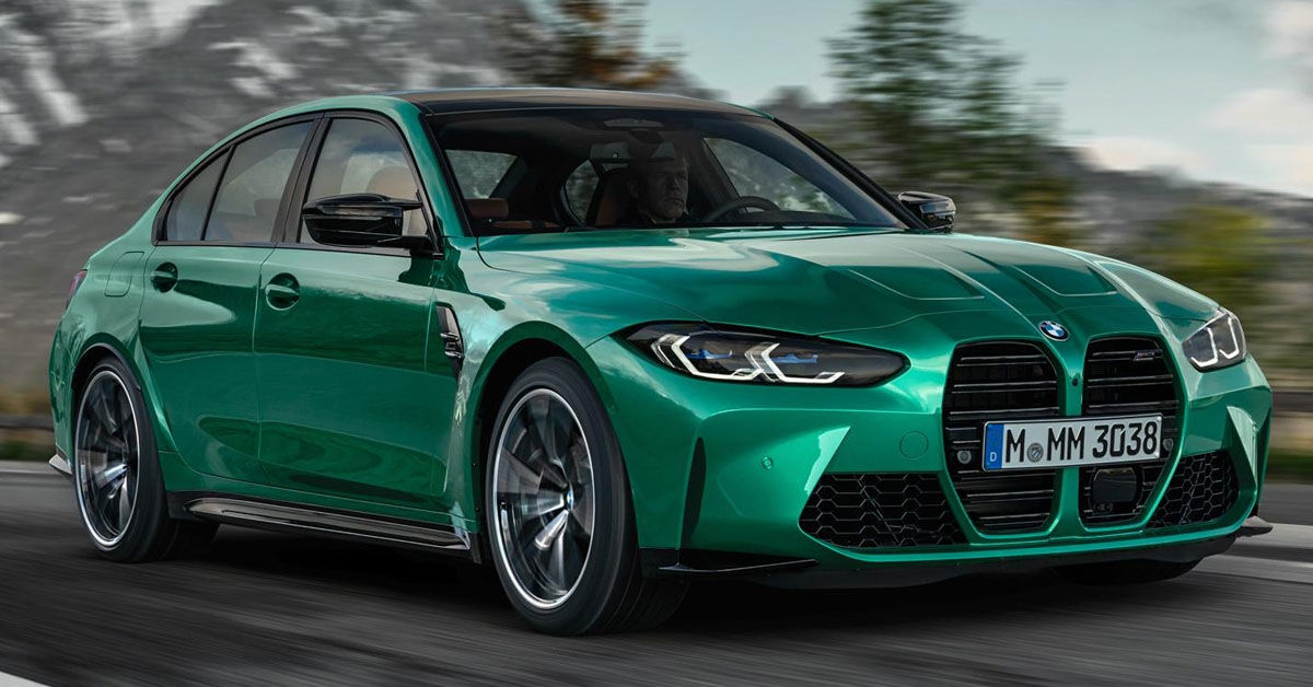 2021 Bmw M3 M4 Revealed Price Specs Release Date