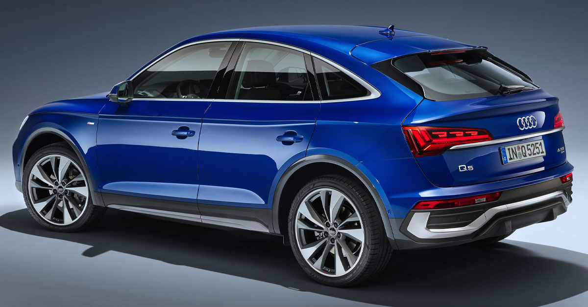 2021 Audi Q5 Sportback Revealed | Stable Vehicle Contracts