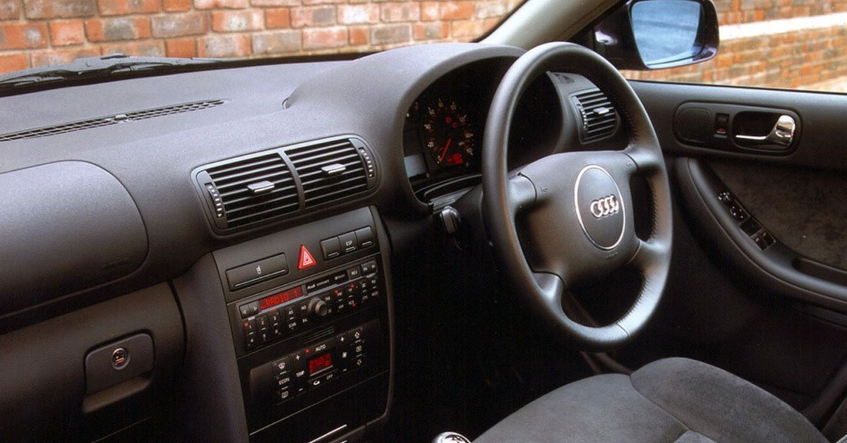 Audi A3 First Generation 1996 - 2003 interior picture