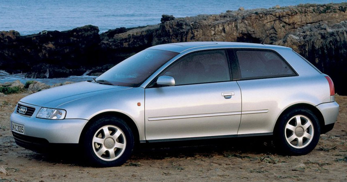 Audi A3 First Generation 1996 - 2003 exterior picture