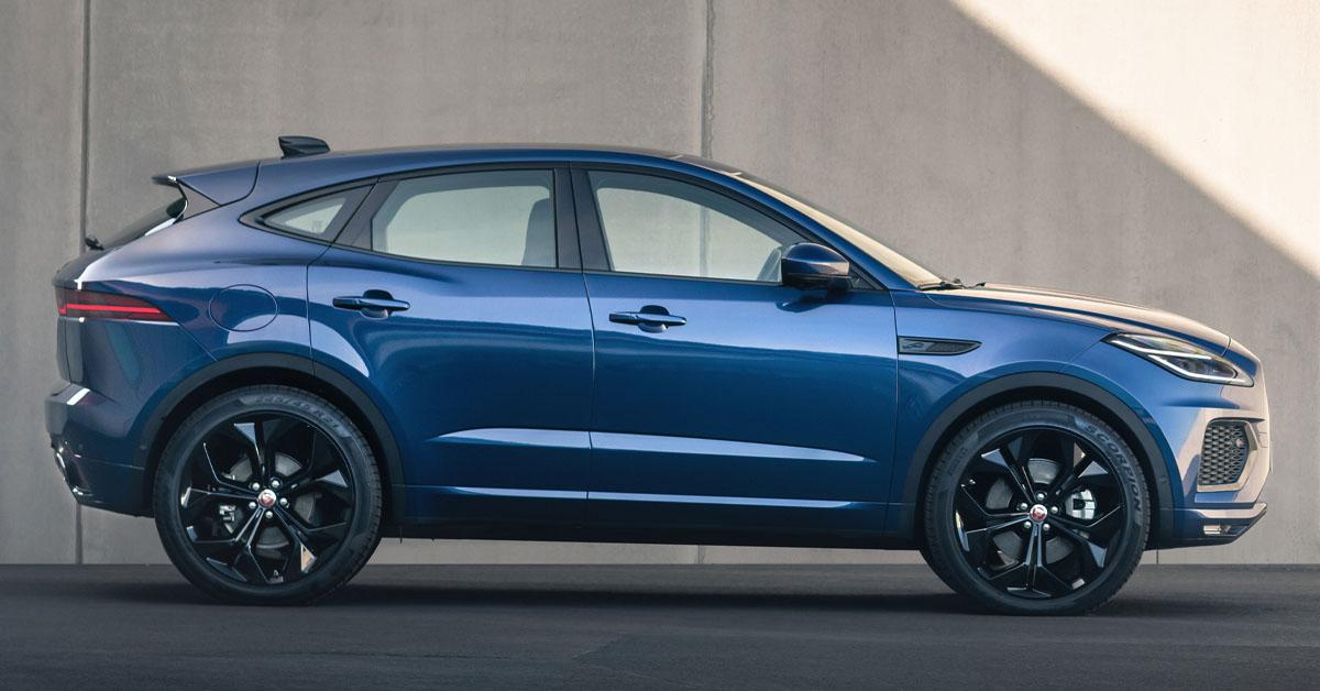 New 2021 Jaguar E-Pace Gets A Facelift | Stable Vehicle ...