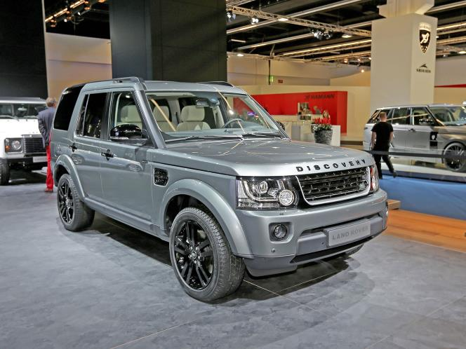 New Shape Land Rover Discovery