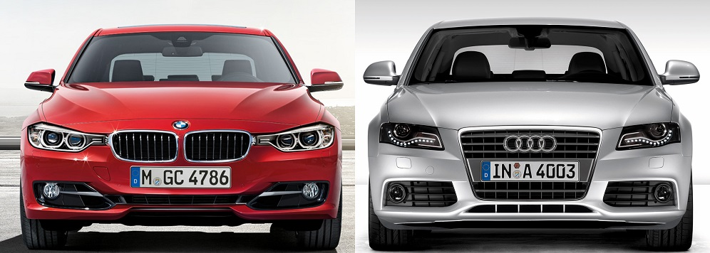 Hasil gambar untuk Audi or BMW: Which Car Brand is Really Better?