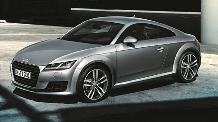 The New Audi TT Coupe - What's Changed?