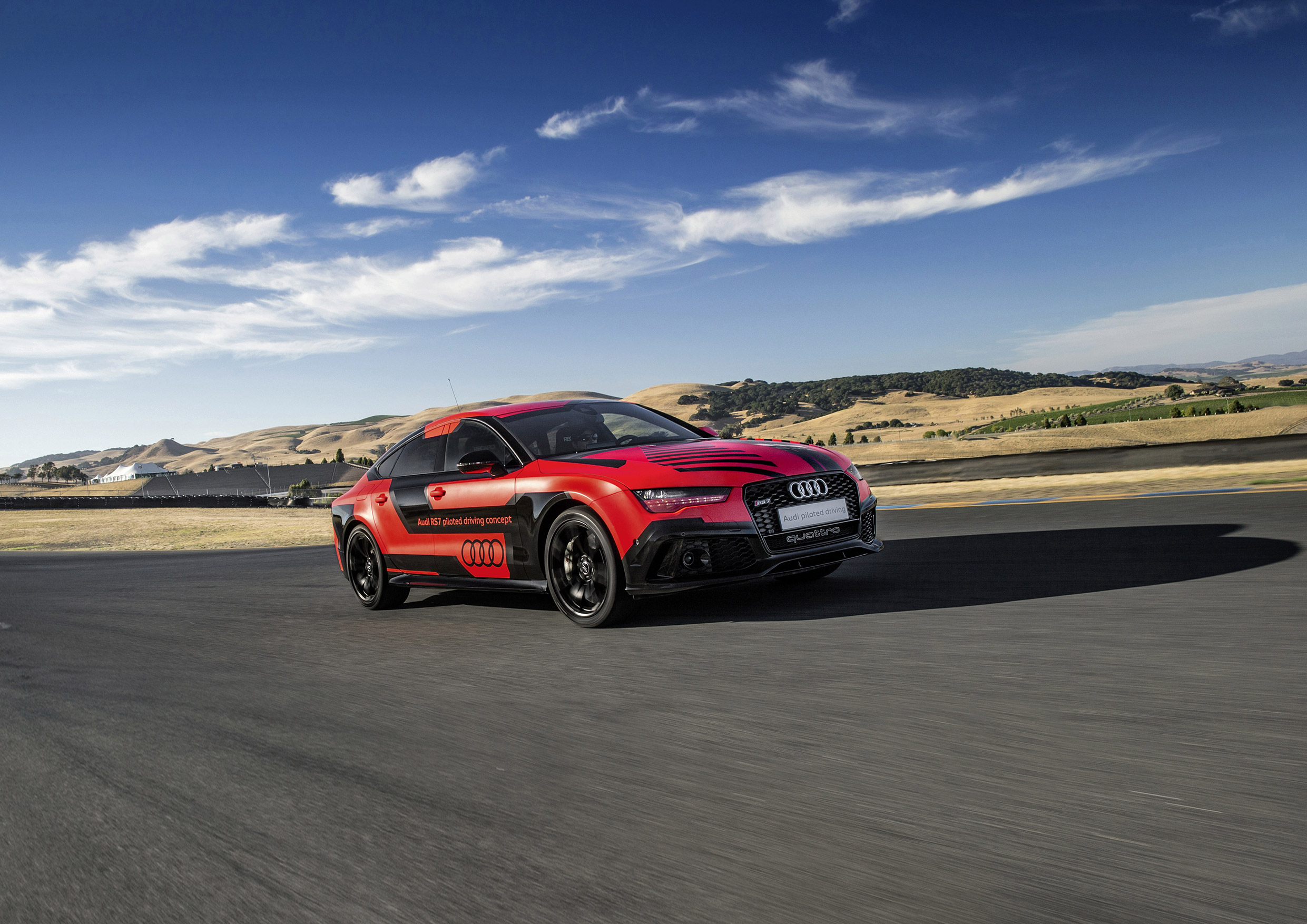 New Audi RS7 'Robby'