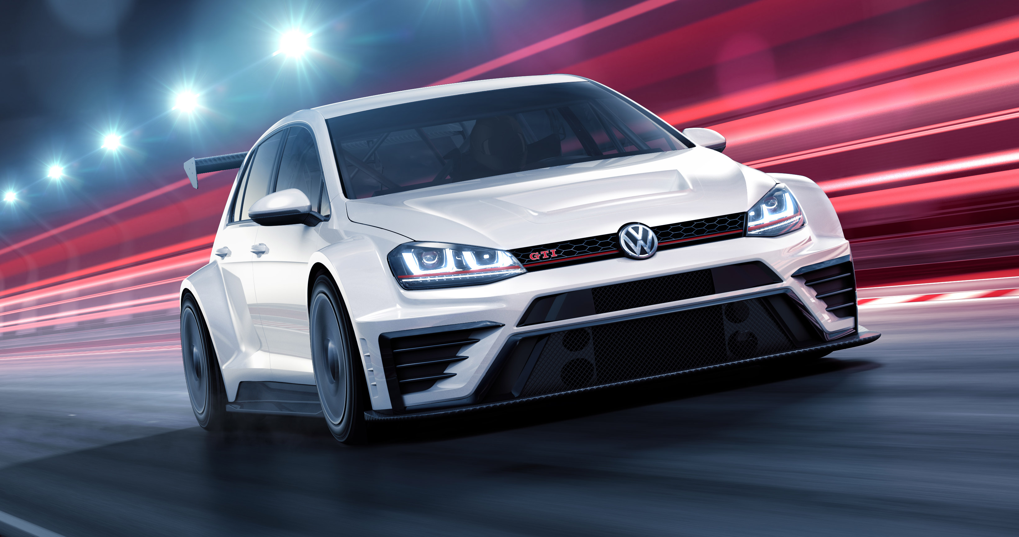 Golf GTI TCR overtakes R