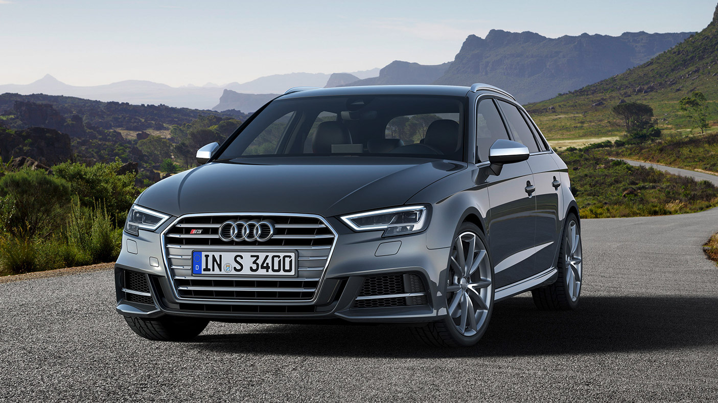 New Audi S3 Sportback available to order