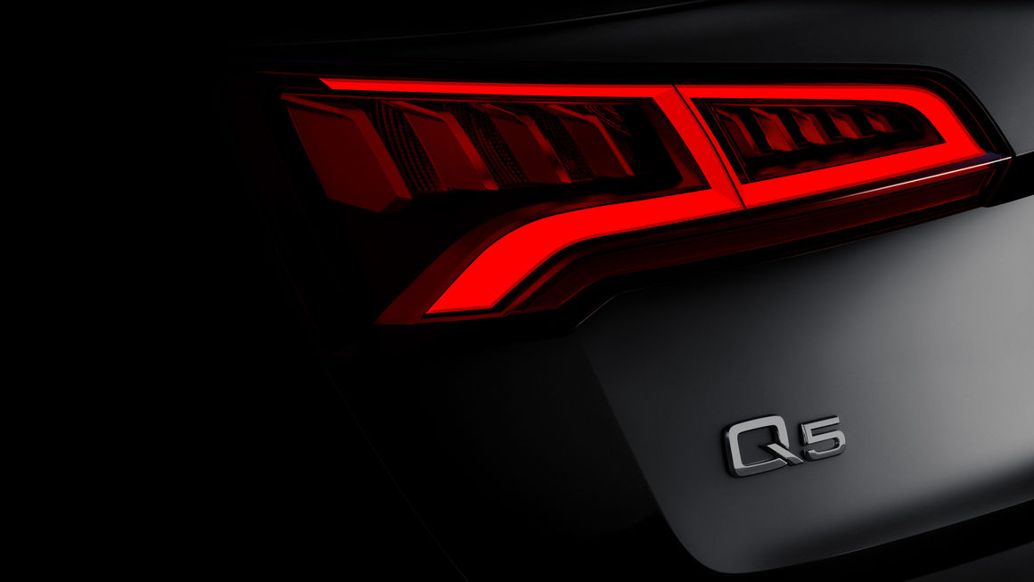 New Audi Q5 to Debut at Paris Motor Show