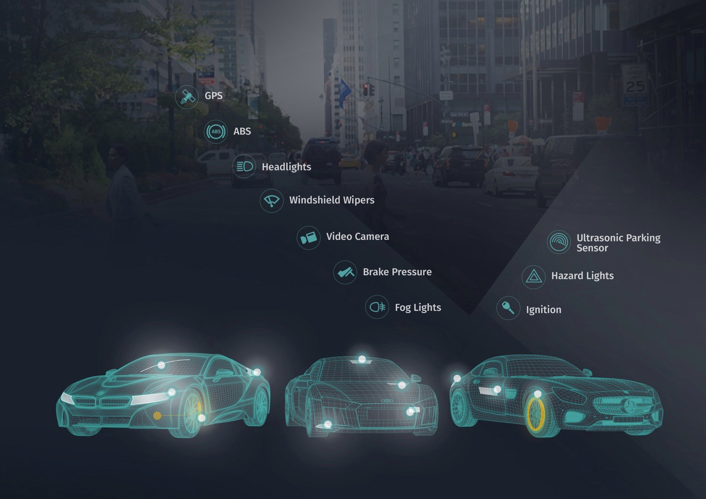 Audi Wants Cars to Talk to Each Other