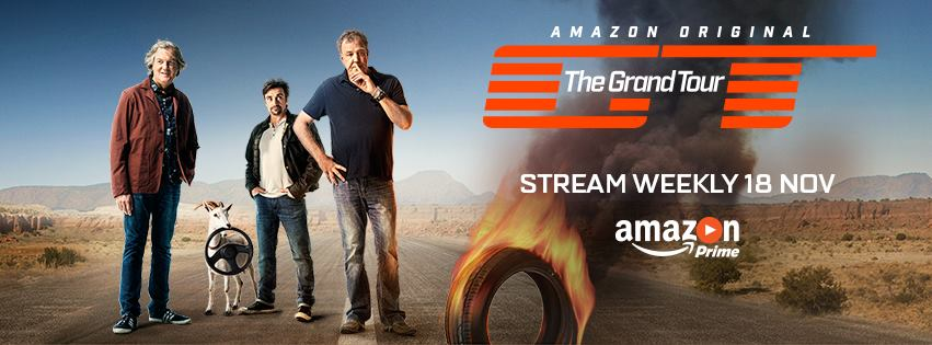 The Grand Tour: The Trailer