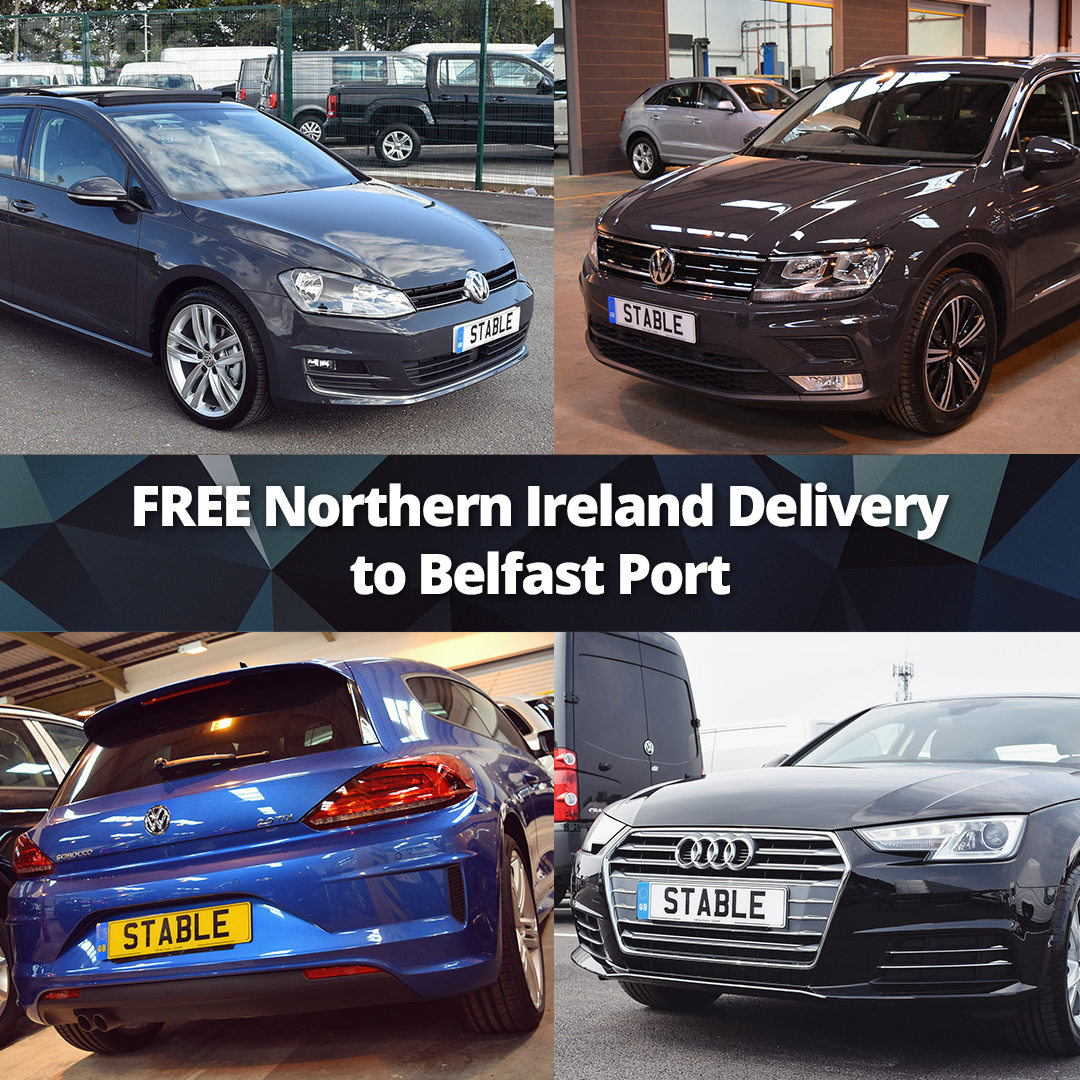 FREE Northern Ireland Delivery Available Now