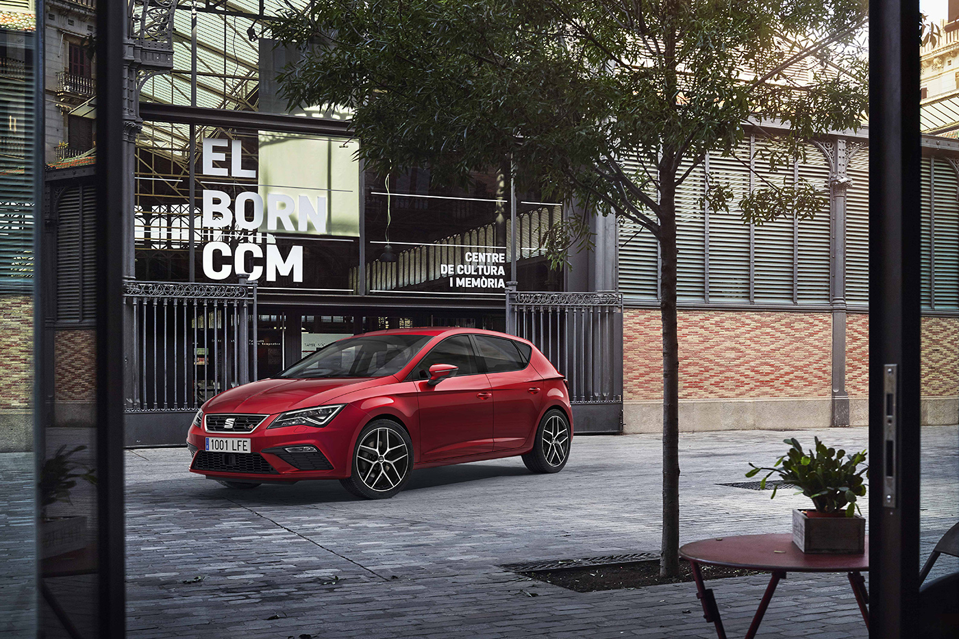 Seat Leon 2017 gets Facelift and New Tech