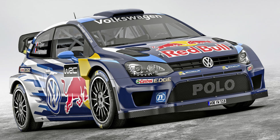 The Volkswagen WRC Polo May Live On