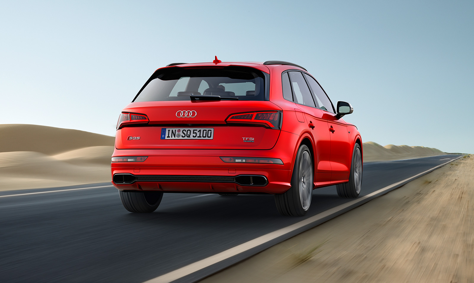 New Audi SQ5 Unveiled with V6 Engine