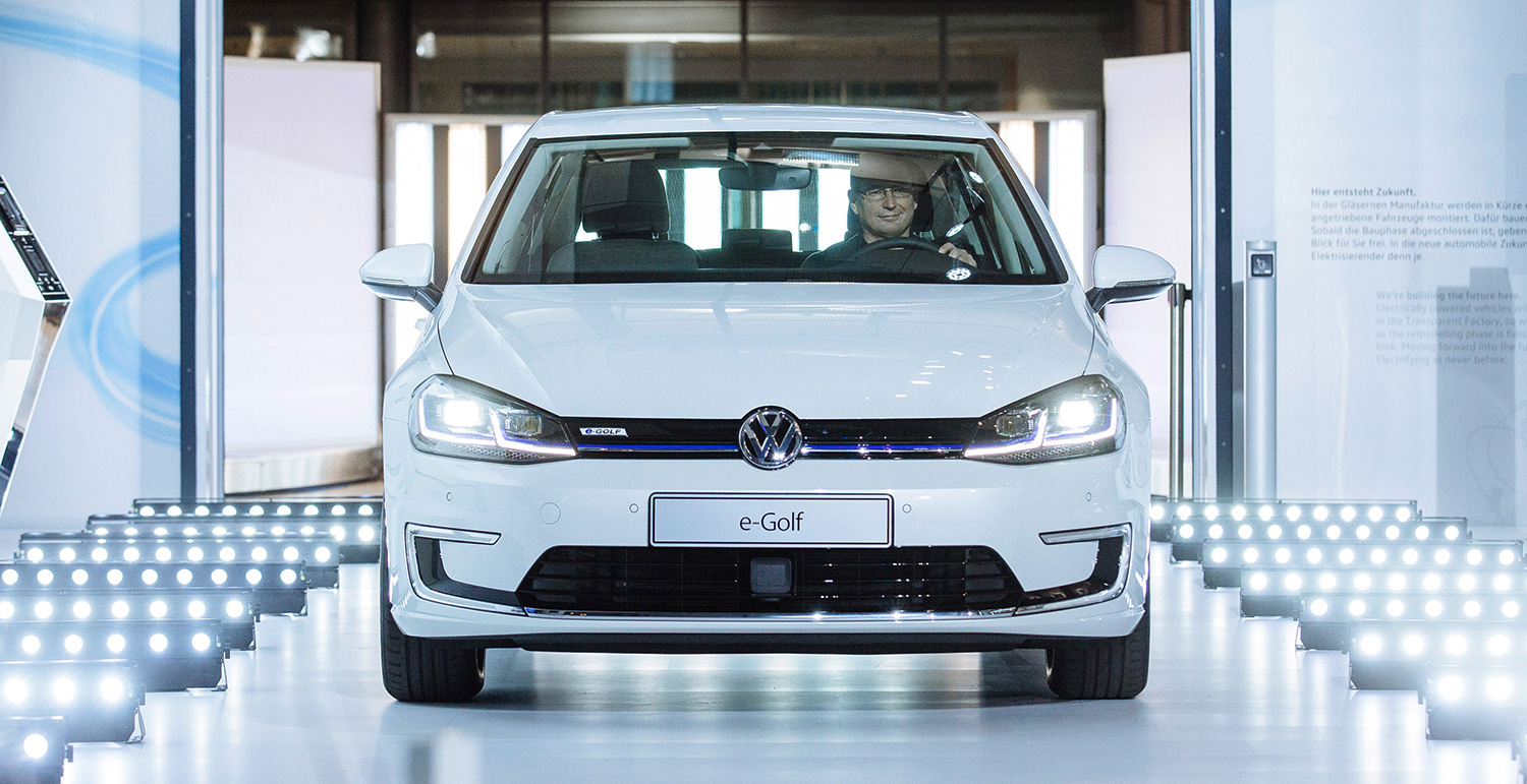 Volkswagen to Electrify Existing Factories