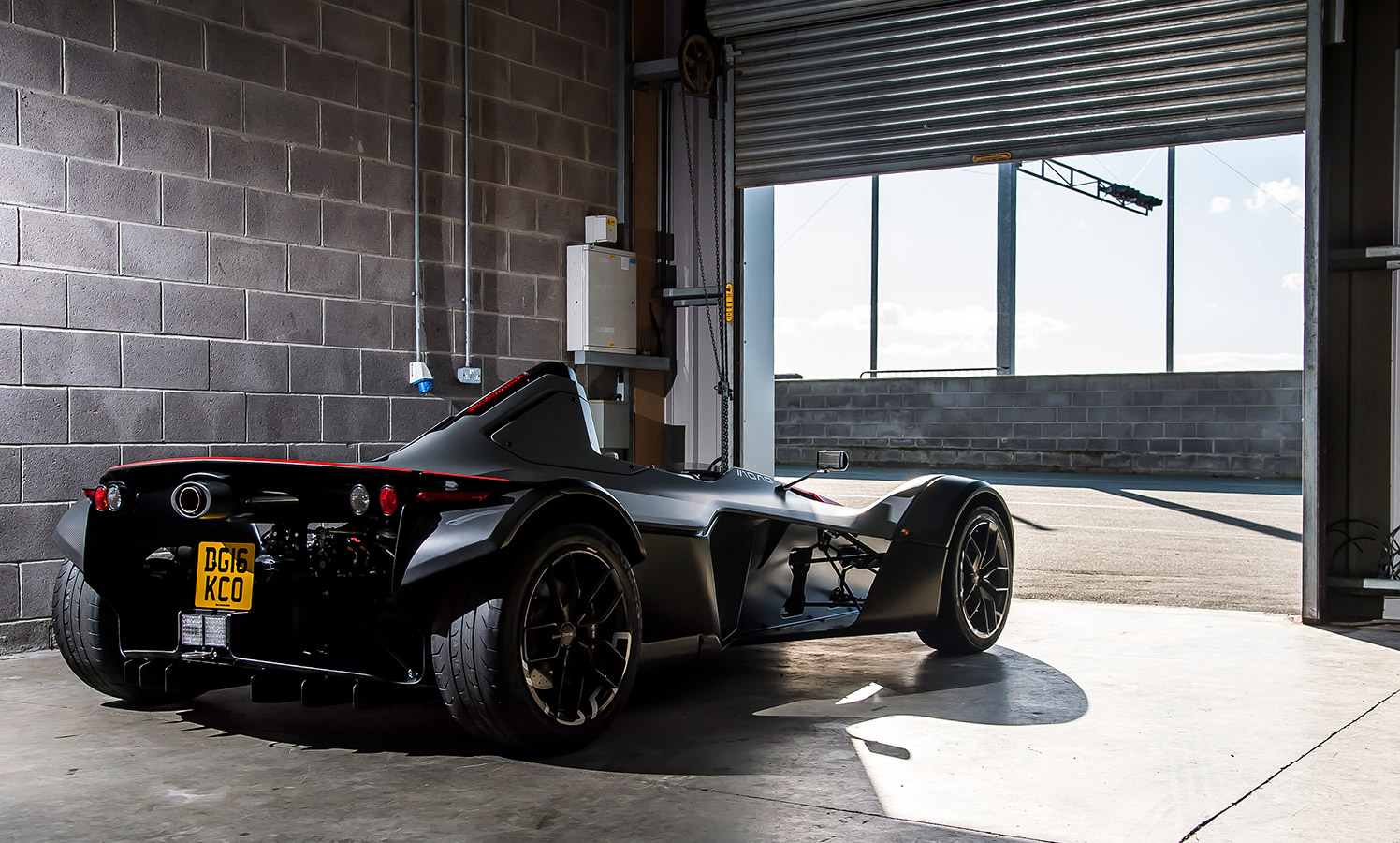 BAC Mono Supports Local Community