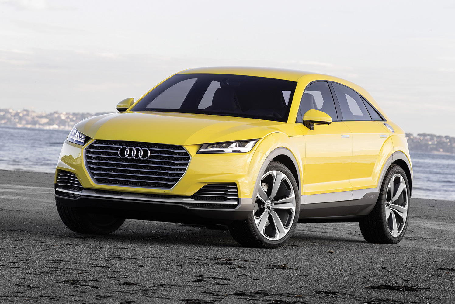 Audi Confirms All-New Audi Q4 Production in 2019