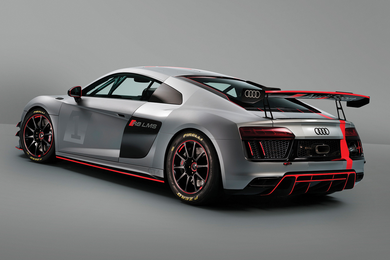 New Audi R8 LMS Unveiled