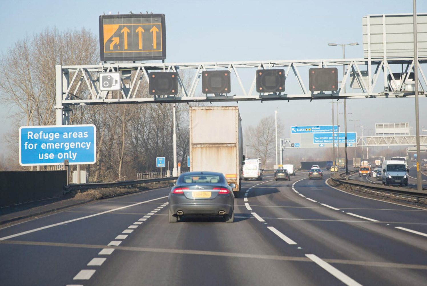 Confusion Over Smart Motorways