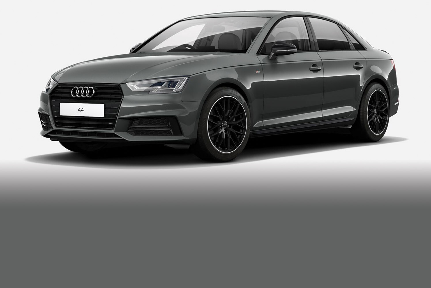 New Audi A4 Black Edition Available