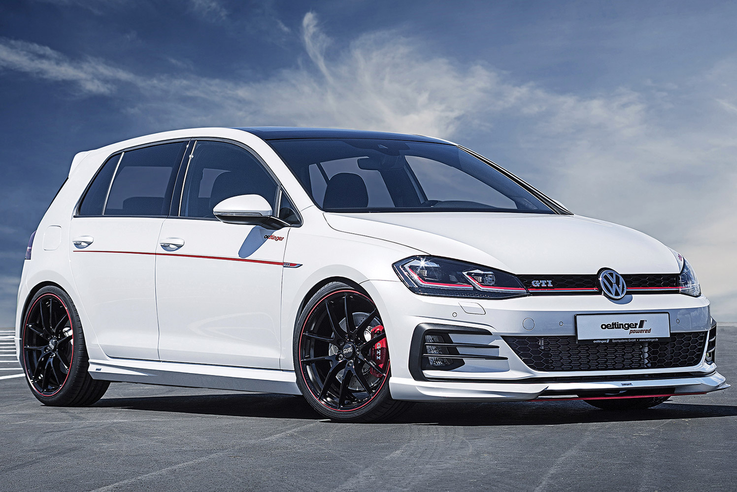 Oettinger Golf GTi and Golf R Upgrades