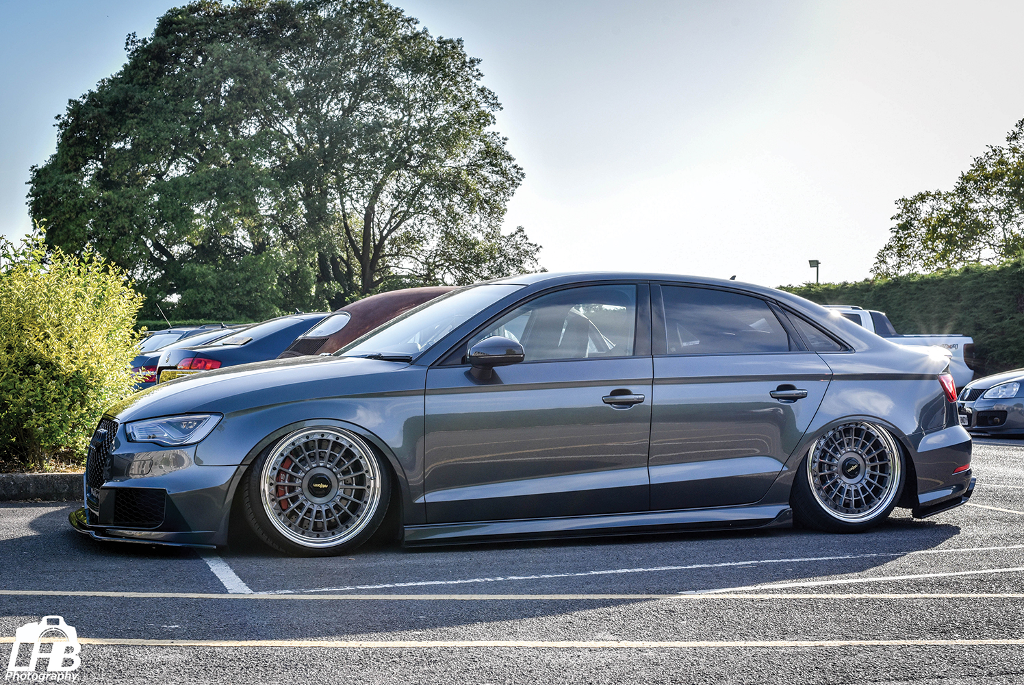 Tricked Out Audi S3 Saloon