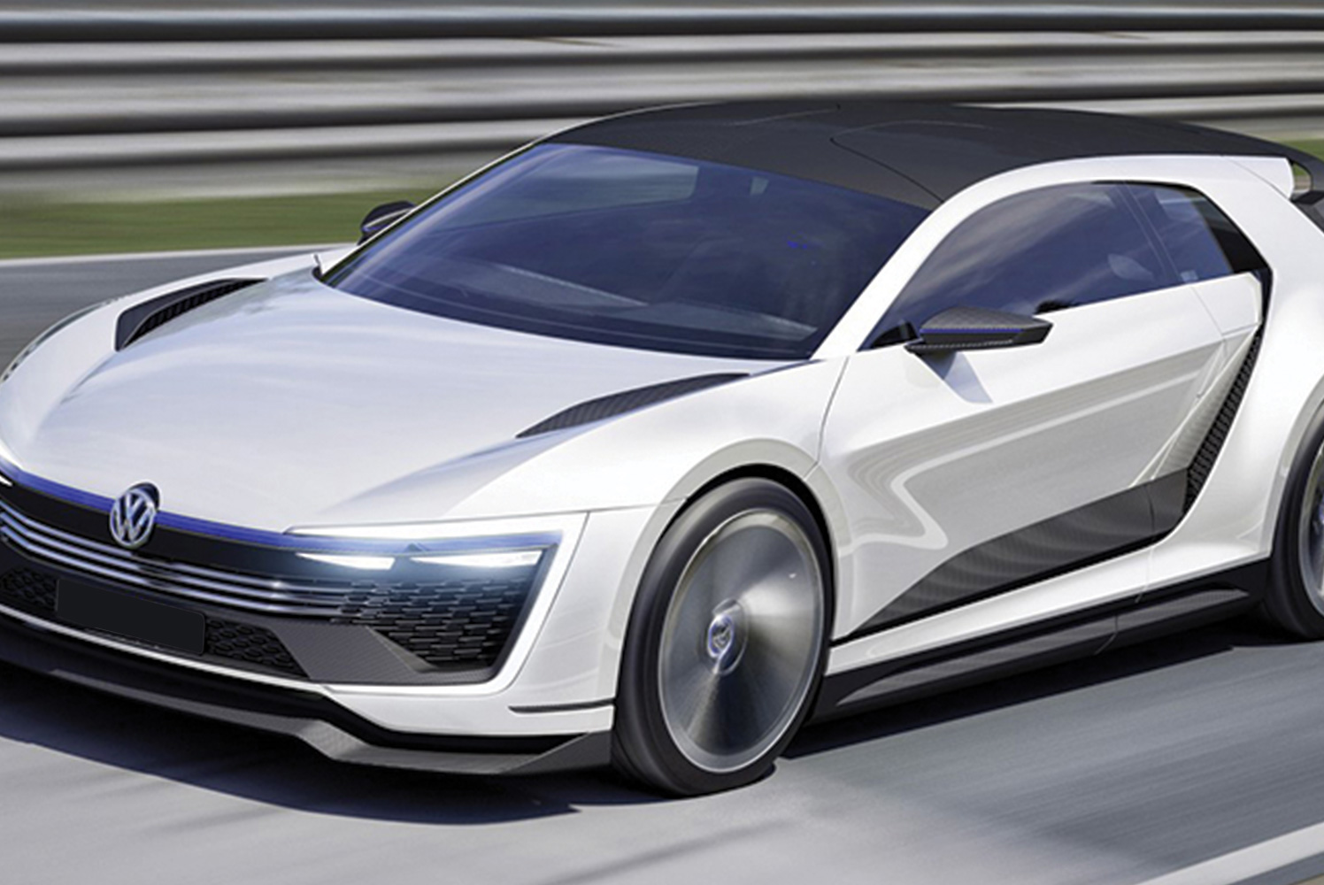 Is VW's Next I.D. Car an Electric Scirocco?