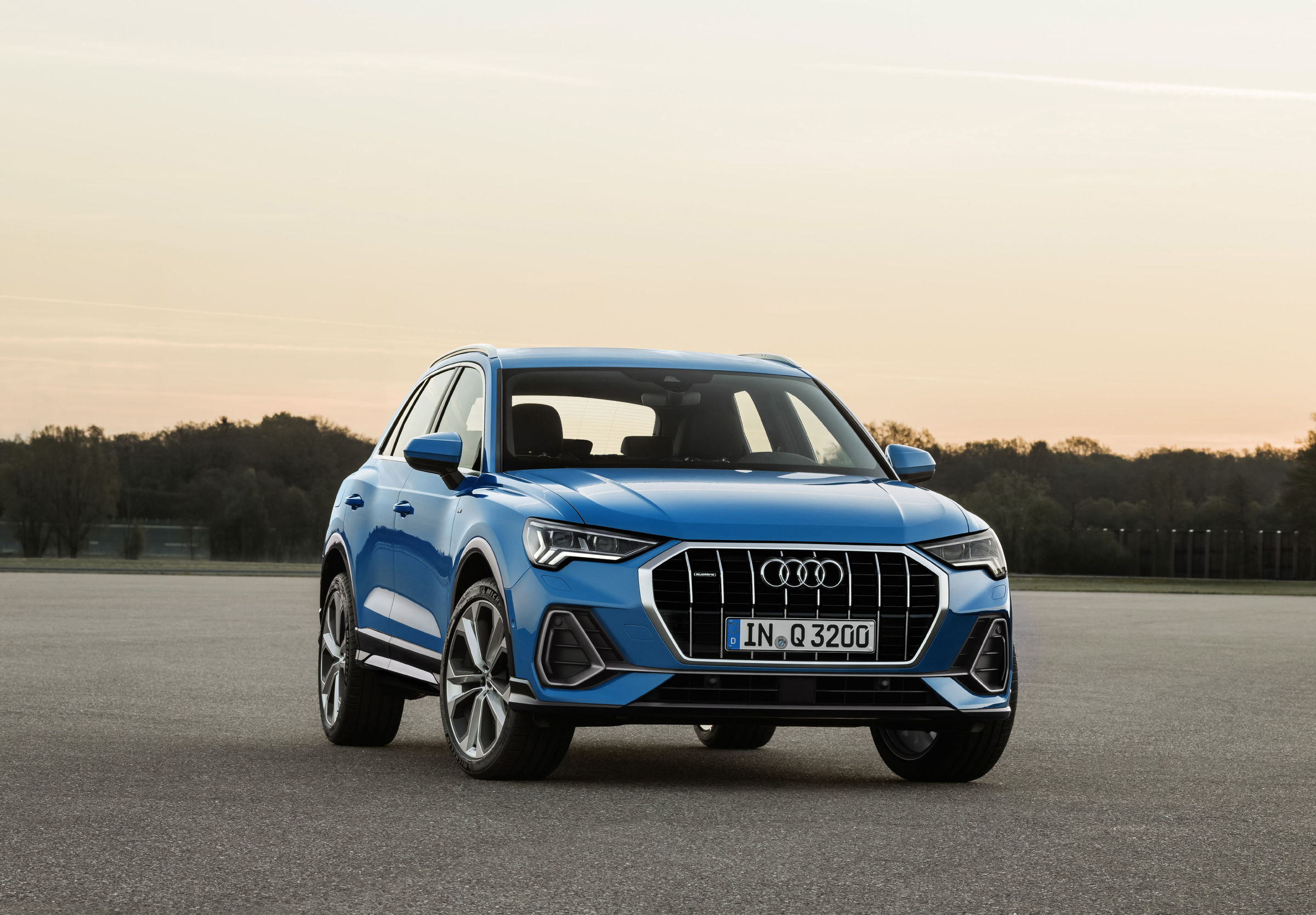 Audi Q3: The Second Generation