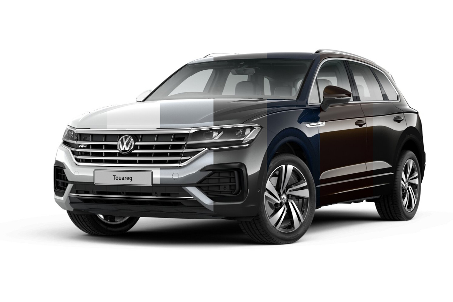 Volkswagen Touareg 2019 Colour Guide & Prices