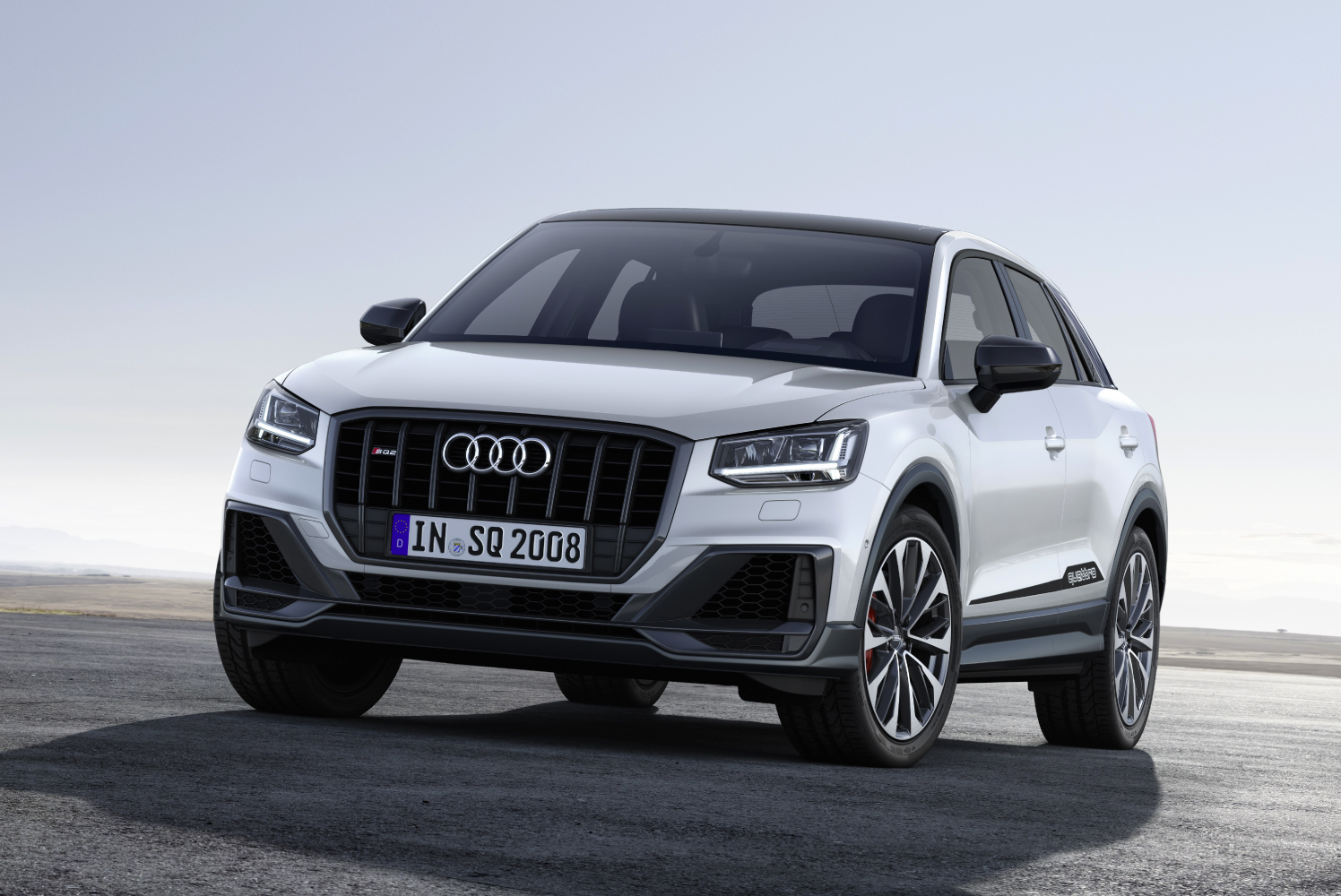 Audi SQ2 to be Unveiled at the 2018 Paris Motorshow