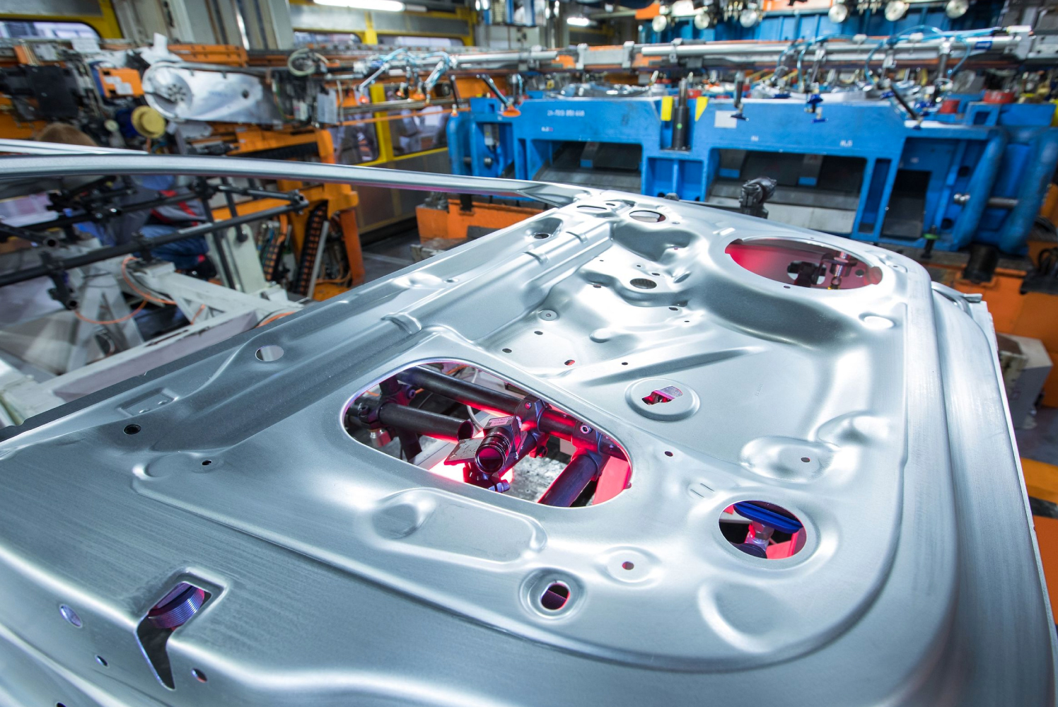Audi optimises quality inspections in the press shop with A.I