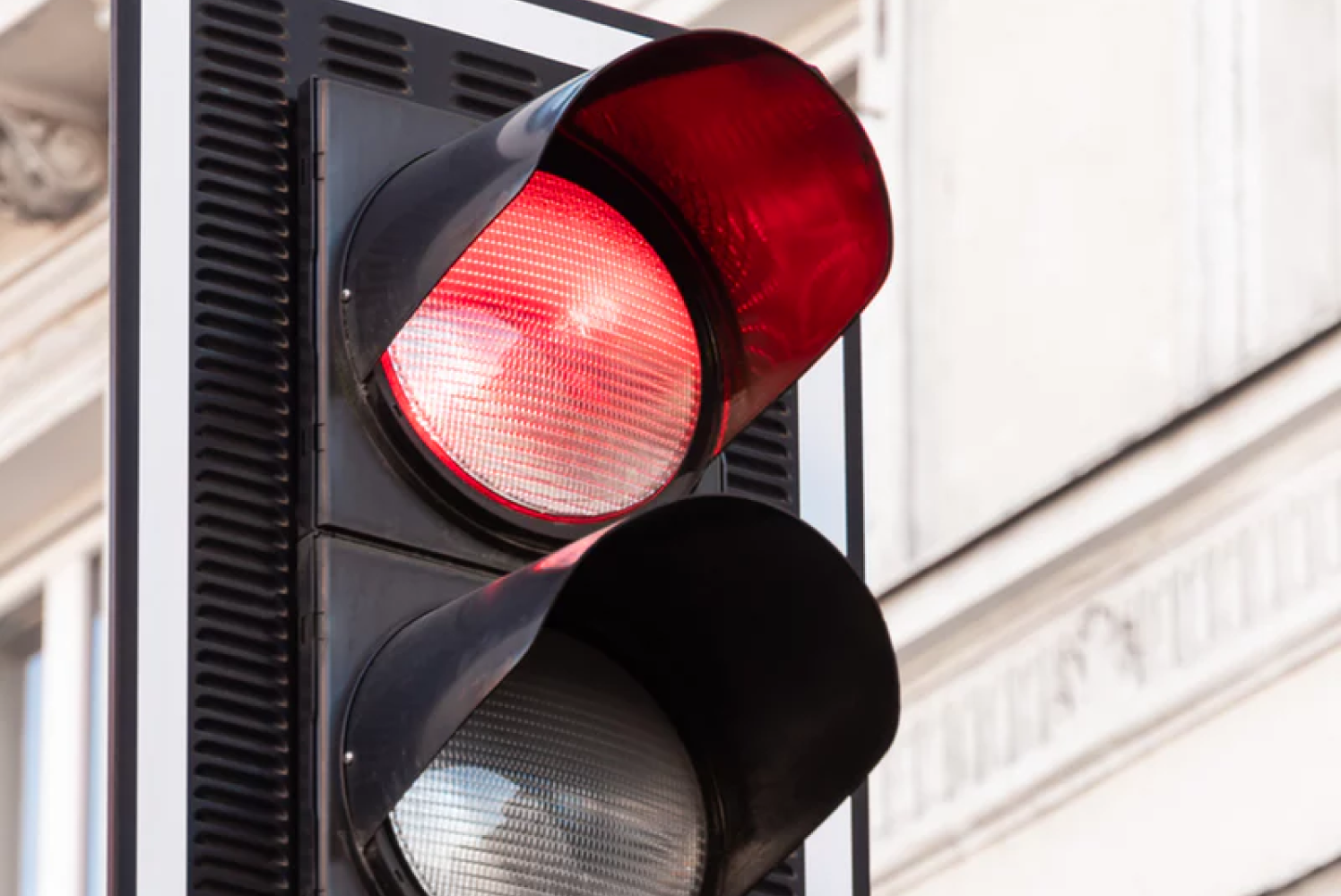 Some New Tech May Mean The End For Red Lights...