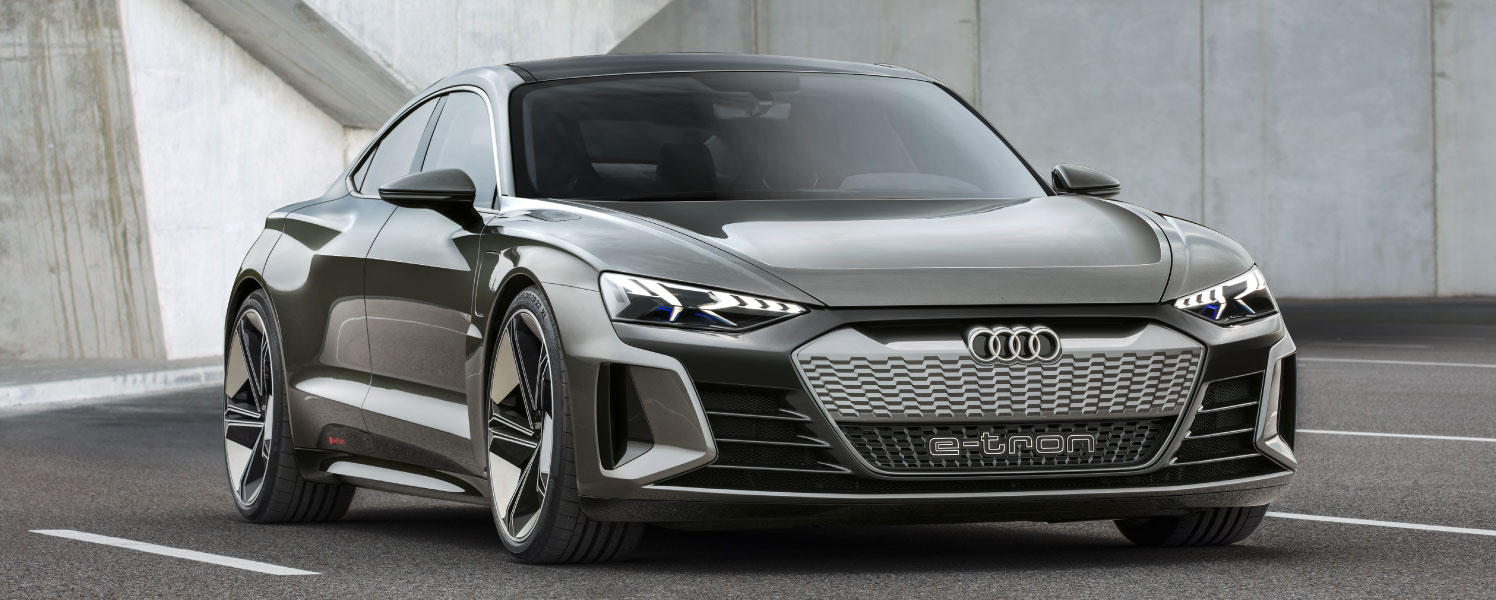 Debut Of The Audi e-Tron GT