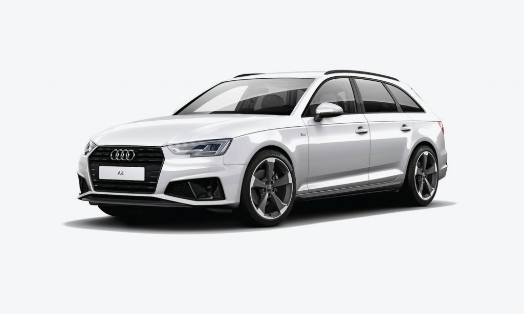 New Audi A4 Avant Colour Guide Prices