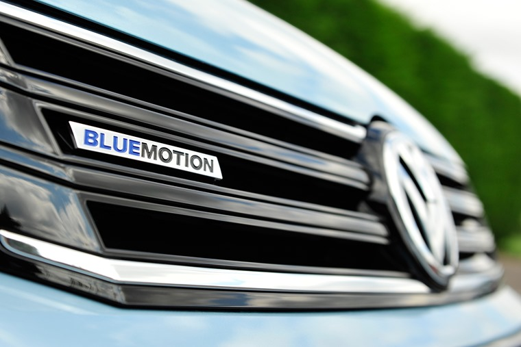 Bluemotion Technology from Volkswagen