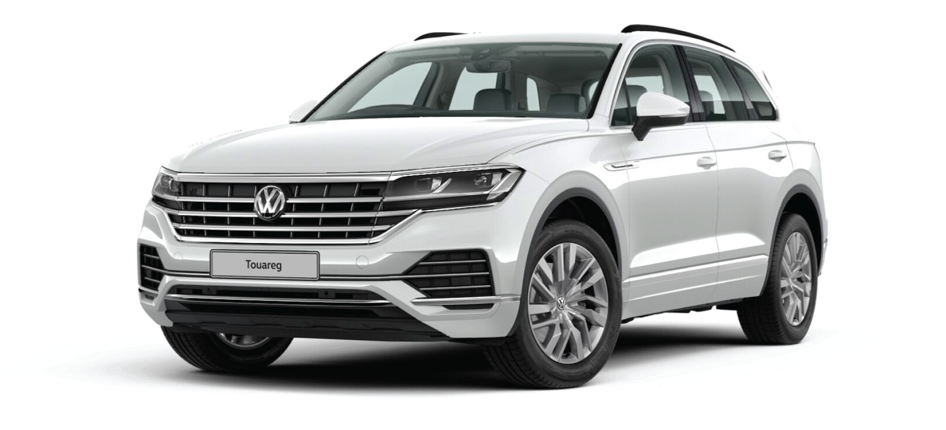 VW Touareg 2019 Colour Guide & Prices