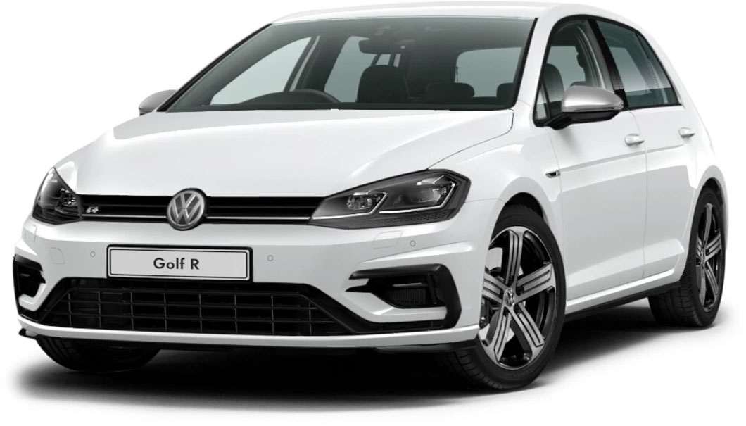 Volkswagen Golf R Colours Guide 2019