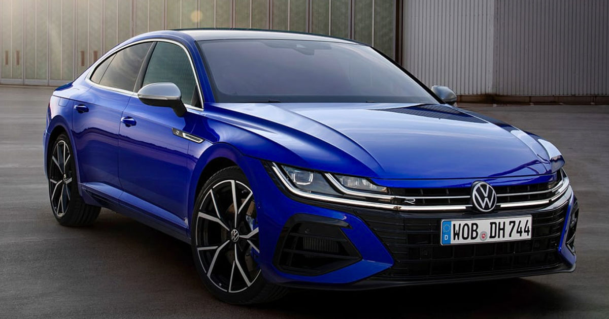 New 2020 Volkswagen Arteon R and Shooting Brake Revealed