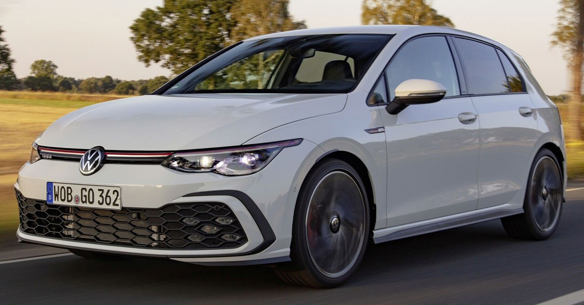 2020 Volkswagen Golf GTI Mk8 Colours Guide and Prices