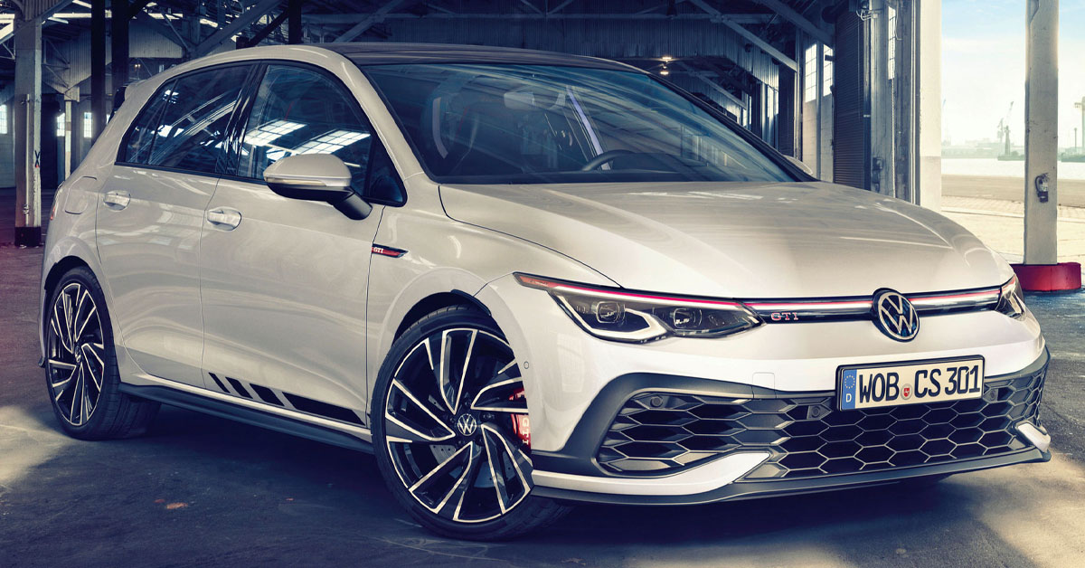 2021 VW Golf GTI Clubsport revealed | Price, Specs & Release Date