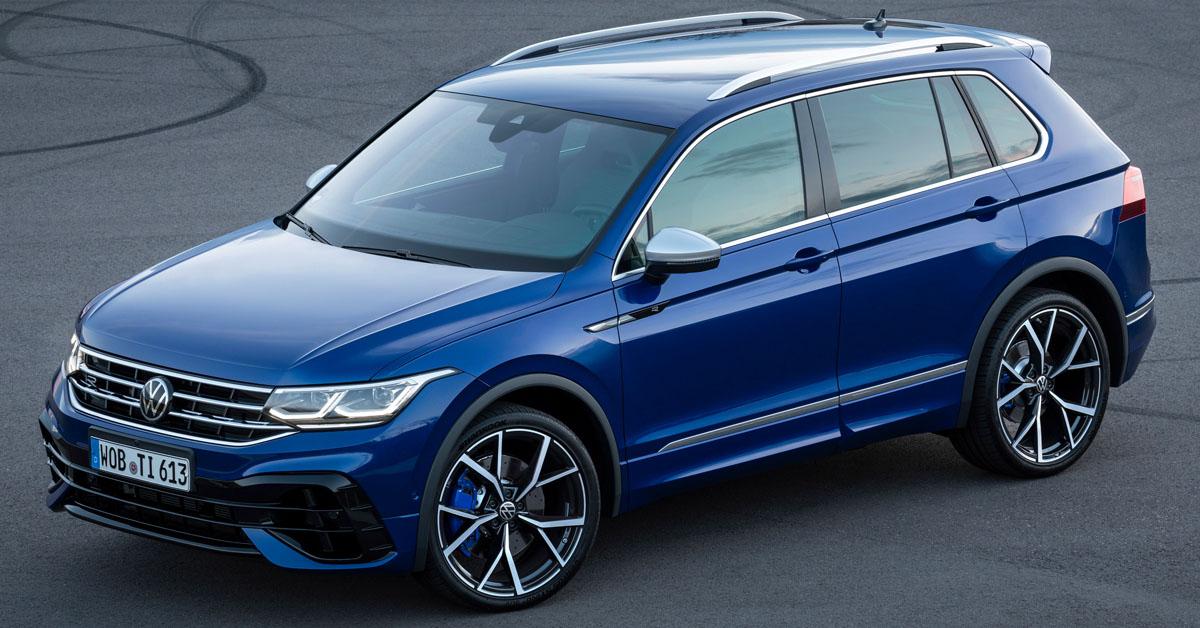 2021 Volkswagen Tiguan R | Price, Specs & Release Date