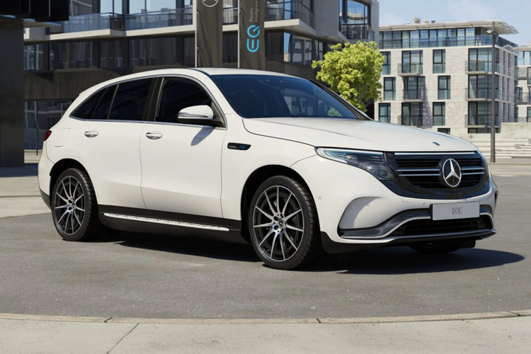 Mercedes-Benz EQC ESTATE EQC 400 300kW AMG Line 80kWh 5dr Auto