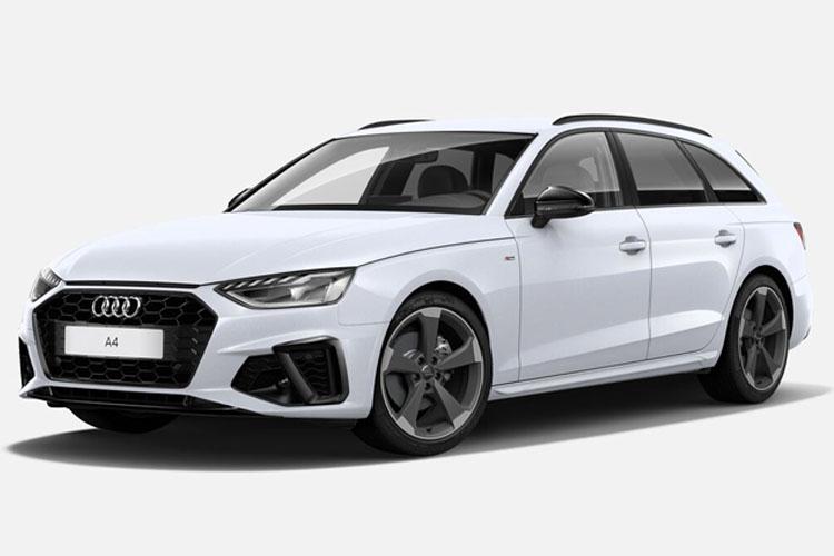 Audi A4 Avant 35 Tfsi Black Edition 5dr S Tronic Lease Deals