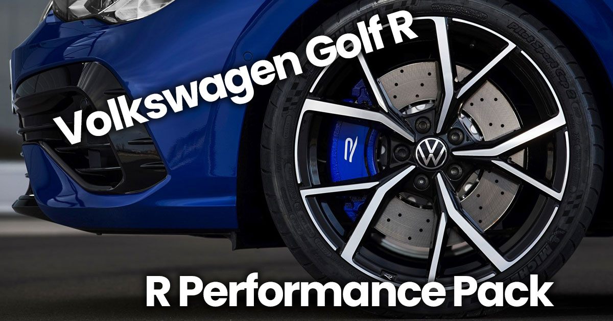 Is The Volkswagen Golf R Performance Pack Worth It?